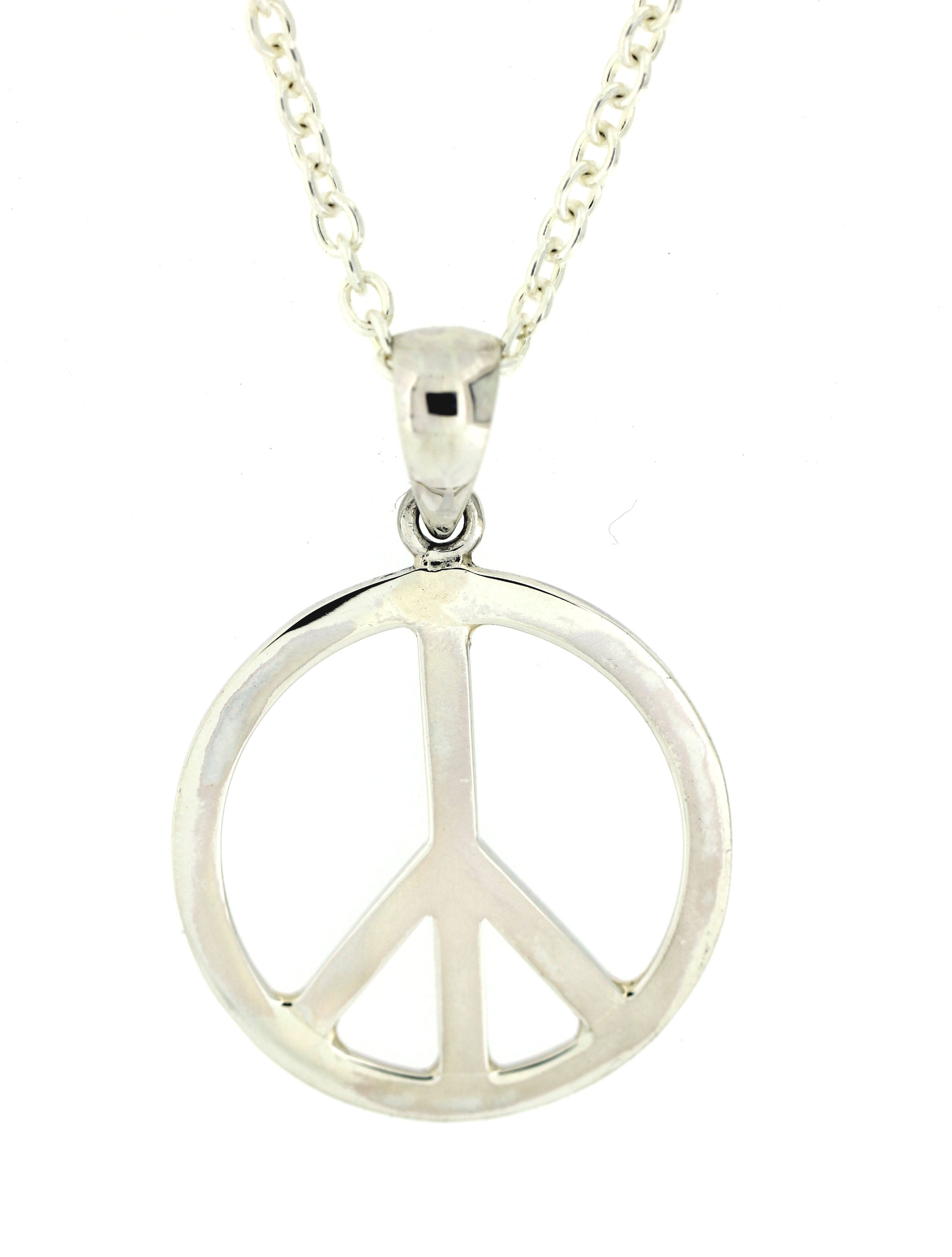 necklace pin peace pendant beads handmade jewelry glass pearl