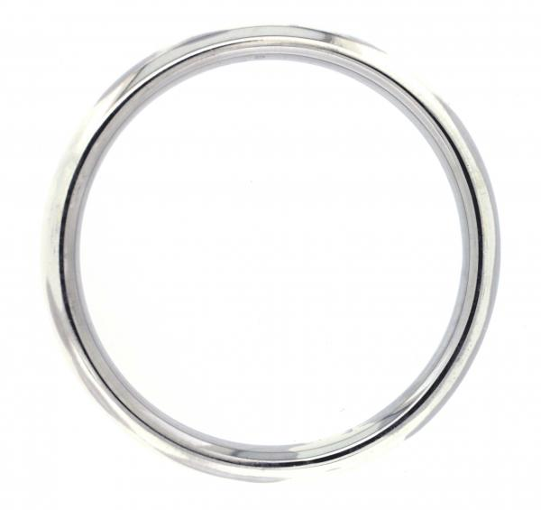 Silver Bangle 8mm