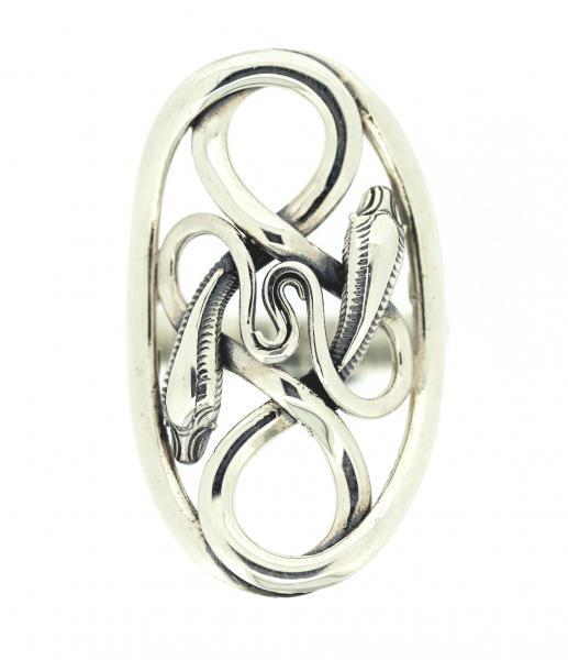 Snakes Ring